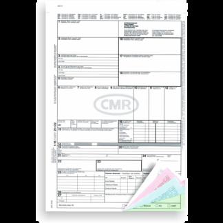 CMR-Frachtbrief